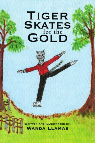 Tiger Skates for the Gold (Skate Gold)