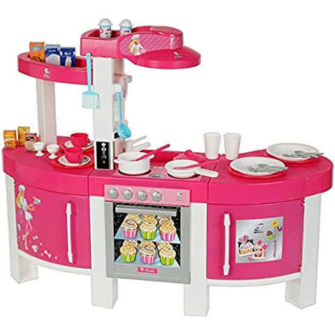 Klein 9500 Barbie - Cocina con sonido