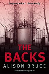 The Backs (Dc Goodhew 5) by Alison Bruce (2013-09-19)