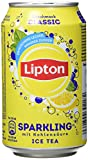 Lipton Ice Tea Sparkling Classic, 24er Pack (24 x 330 ml)