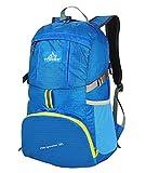 Ultraleicht und handliche Stopfbarer Rucksack 35 Liter Wandern Daypack