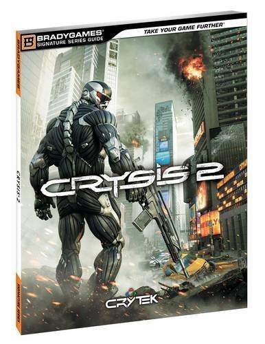 Crysis 2 Official Strategy Guide (Bradygames Signature Guides) by Brady Games (25-Mar-2011) Paperback
