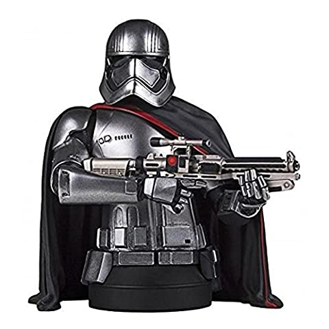 SDCC Gentle Giant 2016 Exclusive Star Wars Episode 7 Captain Phasma Mini Bust