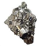 Pyrit Kristall Naturstück auch Katzengold genannt A* extra Qualität aus Peru ca. 30 - 40 mm.(4694)