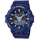 Casio G-Shock GA-700-2ADR (G741) Analog-Digital Black Dial Men's Watch (GA-700-2ADR (G741))