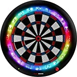 GRANBOARD 3 Blue Type - Online Match - Smartphone with Bluetooth Home Electronic Dart Board -