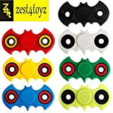 #8: Zest 4 Toyz One pc Batman Fidget Spinner, Hand Spinner Toys Long Running Time (Batman assorted )