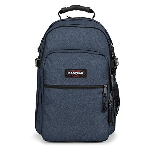 Eastpak Tutor, Zaino Casual Unisex - Adulto, Blu (Double Denim), 39 liters, Taglia Unica (48 centimeters)