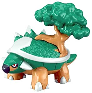 "POKEMON MONSTER COLLECTION 1.5"" FIGURE MC-98 TORTERRA"