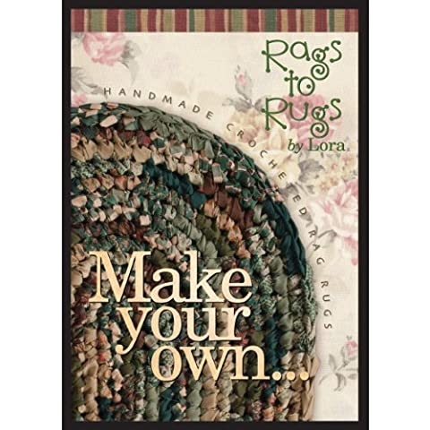 Rags to Rugs Plastic Make Your Own By Lora DVD