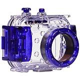Dicapac Seashell Universal-Unterwassergehäuse für Kameras rot