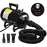 Best Dog Dryers - Voilamart 2800W Variable Speed Pet Grooming Hair Dryer Review