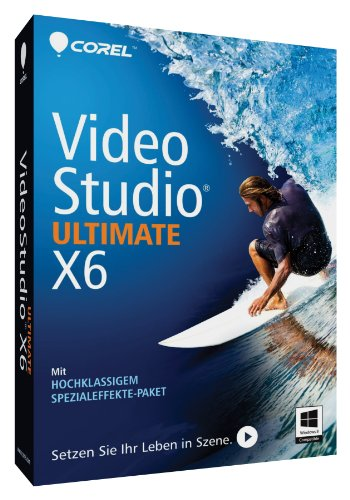 Corel VideoStudio Pro X6 Ultimate