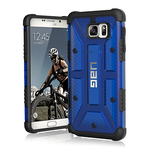 URBAN ARMOR GEAR Cell Phone Case for Samsung Galaxy Note 5 - Blue  available at amazon for Rs.1490