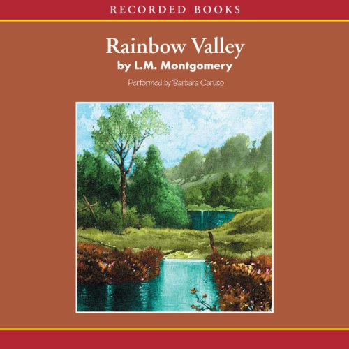 Rainbow Valley  Audiolibri