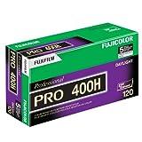 Fujifilm Pro 400 H 120-5 Farbnegativ-Filme