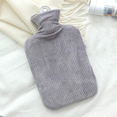 Rechteck Plüsch (Myzixuan Hitzebewahrung und Wasser Rechteck warm Taille Bao warme Füße Plüsch Flanell Haushalt Tasche kalt warme Hand Wasserkocher)