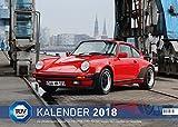TÜV Hanse ClassiC Kalender 2018: Der TÜV HANSE ClassiC Kalender mit Fotos von Carlos Kella