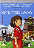 Spirited Away [DVD] [2001]