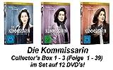 Die Kommissarin - Vols. 1-3 (12 DVDs)