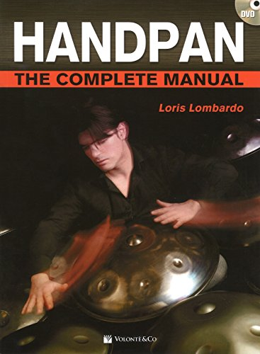 Manual completo de Handpan Con DVD Audio