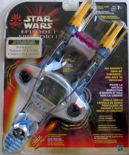 Star Wars Episode 1 Electronic Hand Held Podracer Game (1999) (Star Wars-handheld-spiel)