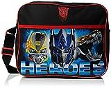 Transformers, Kinder Kinderhandtasche Schwarz schwarz