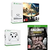 Pack Xbox One S 1 To Assassin's Creed Origins & Rainbow Six : Siege + 2ème Manette + Call of Duty : World War II