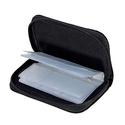 , mit 8Seiten, für Business/(32GB, 64GB, 128GB Speicher, SD-Karten-Etui mit Reißverschluss, - Karte Speicher Xd Kamera Für