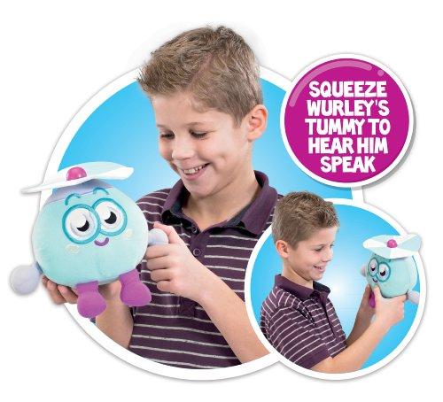 Image of Moshi Monsters Moshling Talking Plush Wurley