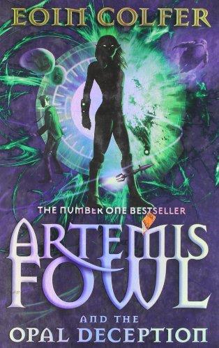 Artemis Fowl (4) & The Opal Deception