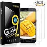 Vidrio Templado Galaxy S7, 3 Unidades Protector de Pantalla Samsung S7, Cristal, 9H Dureza, 3D Touch...