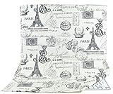 """Kuzy Paris Couverture integrale pour iMac iMac 21,5 20"""" Cache-poussiere, protecteur d'affichage - Paris"""