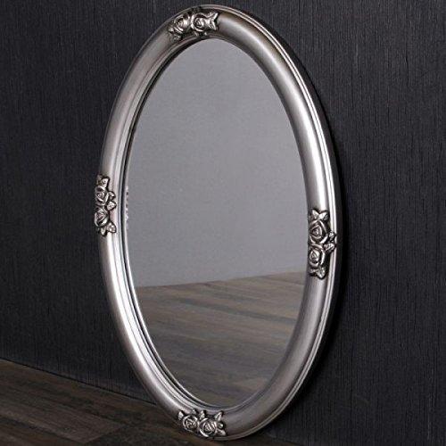 Espejo-de-barroco-ovalado-baroundy-XL-Plata-Antiguo-70x-50cm