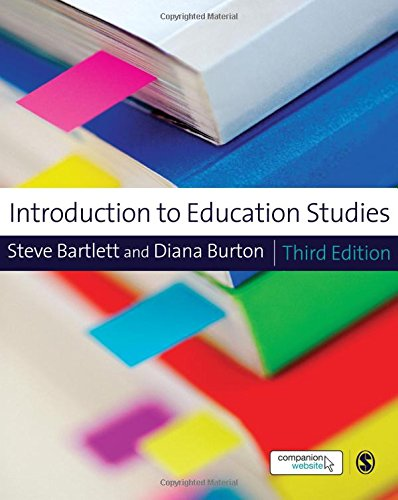 Introduction to Education Studies (Education Studies: Key Issues Series) thumbnail
