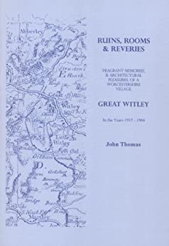 Ruins, Rooms and Reveries by [Thomas, John]