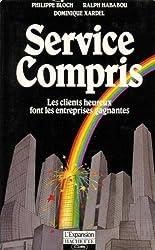 SERVICE COMPRIS -Les clients heureux font les entreprises gagnantes