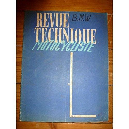 Rmt- Revues Techniques Moto - R51 R61 R66 R71 Revue Technique moto Bmw Etat - Bon Etat Occasion