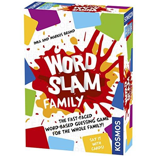 Thames & Kosmos 691172 Word Slam Family Multiplayer Brettspiel, Multi