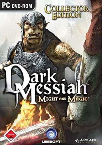 Dark Messiah Pc Dvd - Dark Messiah of Might & Magic Collectors