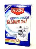Dylon Teinture textile pour machine à laver 3en 1Nettoie, détartre et rafraîchit l'