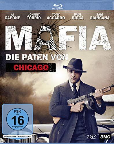 Mafia - Die Paten von Chicago [Blu-ray]
