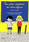 Petit livre de - P'tites récitations de notre enfance par Janisson