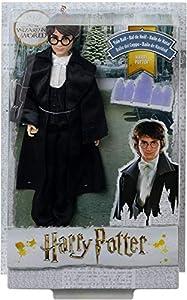 Harry Potter Muñeco Harry Potter Baile de navidad de Harry Potter con accesorios (Mattel GFG13)