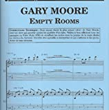 EMPTY ROOMS - Guit Tab & Sol & Paroles (GUITAR CONNECTION) Transcription D Pochon (feuillet)