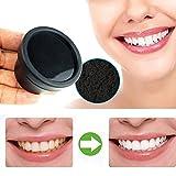 Dientes blanqueadores en polvo, Internet Dientes blanqueamiento en polvo orgánico natural activado carbón de bambú pasta de dientes
