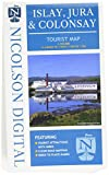 Islay, Jura & Colonsay Tourist Map