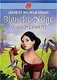 Image de Blanche-Neige et autres contes