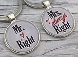Schlüsselanhänger-Set für Paare