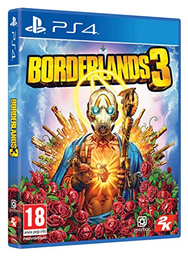 Borderlands 3 - Edición Estándar, PlayStation 4, Disc